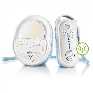 Babyalarm test: Phillips SCD 505