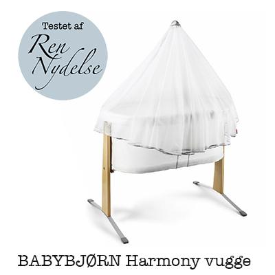 Test af Babybjørn Harmony vugge