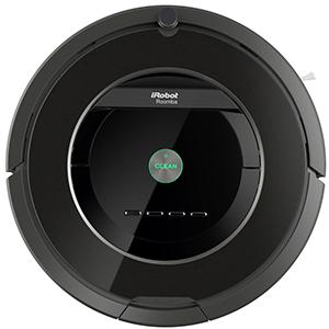 Roomba robotstøvsuger særlig god til når man har børn eller dyr
