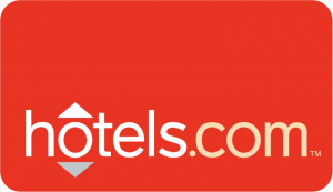 Hotelscom logo North America