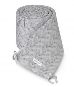 Tilbud på Liewood sengerand minidot grey