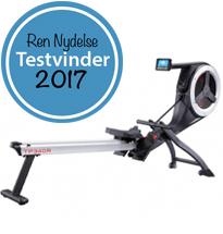 Bedste romaskinetest 2017 - testvinder Masterfit TP 340 R