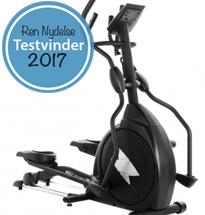 Bedste crosstrainertest 2017 - testvinder Xterra Free Style 3.9