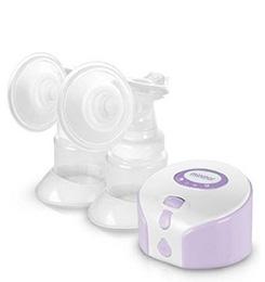 Bedste brystpumpetest - Mininor elektronisk dobbelt brystpumpe