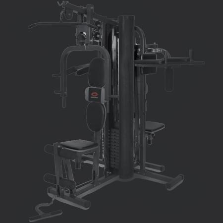 Test af Trænings Multistation 2020
