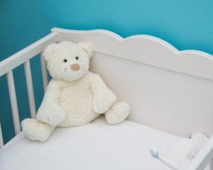 udstyr til baby når det er sovetid