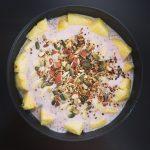 Dessert til morgenmad <3