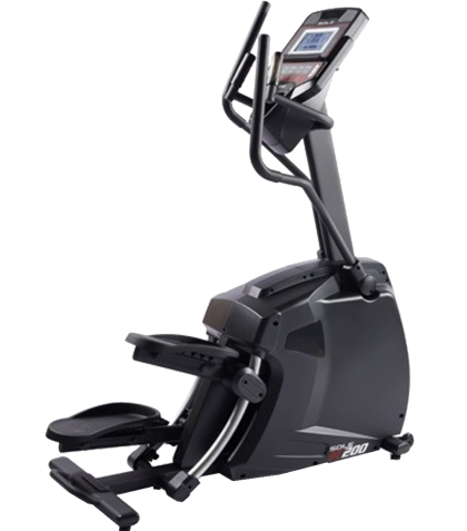 Bedste Stepmaskine i test 2019 Sole E200