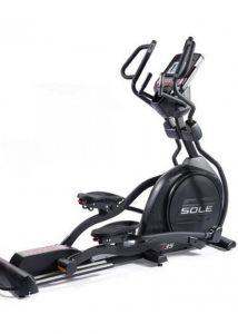 Sole E35 Top model af Crosstrainere til hjemmebrug