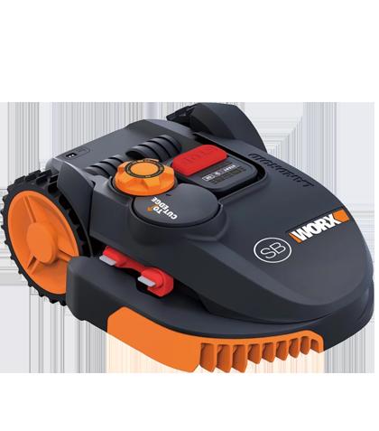 Worx S 500 i orange og sort